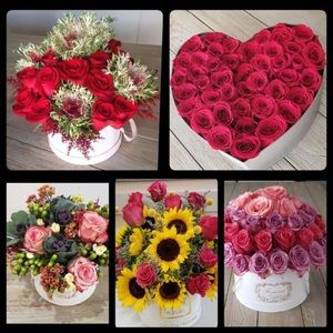 Accessories - Valentine's Day Arrangements